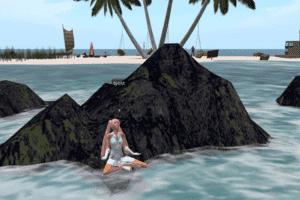 Second Life それは忘れ去られた島