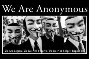 Anonymous(アノニマス)と名乗る人たちが違法ダウンロード刑罰化と戦っているみたいだけど、いったいなにが起こっているのかまとめたよ