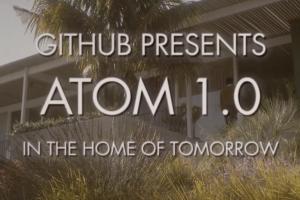 ATOM|インストールと基本的な設定