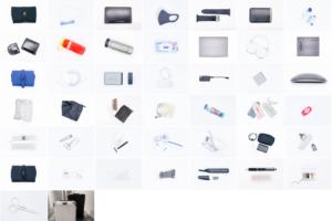 アドレスホッパーの荷物、多拠点生活の持ち物
